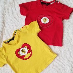 Toddler Ferrari t-shirt